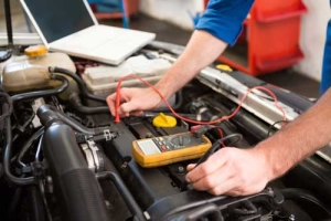 electrical systems repair and computer diagnostics at Cottman Transmissions and Total Auto Care