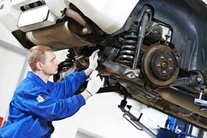 Car Checkup - Cottman Man - Cottman Transmission And Total Auto Care