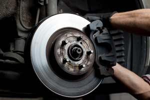 Locked Car Brakes - Cottman Man - Cottman Transmission and Total Auto Care
