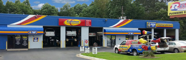 Cottman of Marietta - Cottman Man - Cottman Transmission and Total Auto Care