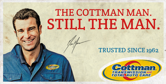 Auto Service Franchise - Cottman Man - Cottman Transmission and Total Auto Care