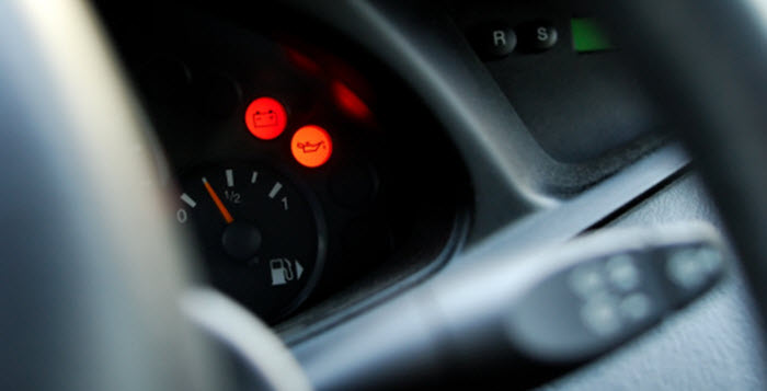 Oil Pressure Light - Cottman Man - Cottman Transmission And Total Auto CAre
