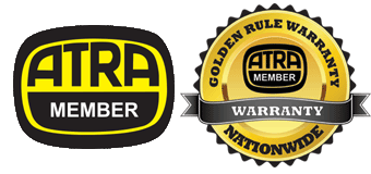 ATRA certified transmission repair by cottman transmission and total auto care