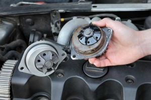 radiator repair and replacement by Cottman Transmission and Total Auto Care