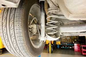 Car Shock Replacement - Cottman Man - Cottman Transmission and Total Auto Care
