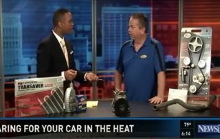 7-13-16 - Cottman of Columbia - Extreme Heat and Your Car Interview