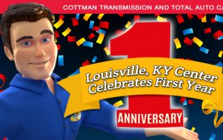 8-1-16 - Louisville KY Center Owner Don Harris Celebrates His First Year with Cottman