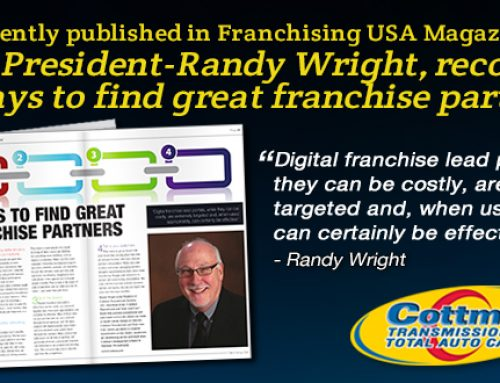 4 Ways to Find Great Franchise Partners
