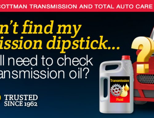 I Can't Find my Transmission Dipstick: Do I Still Need to Check my Transmission Oil?