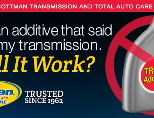 I Found an Additive that Said It'd Fix my Transmission. Will it Work?