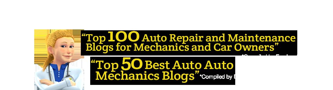 Cottmant Transmission - 50 best auto Blogs