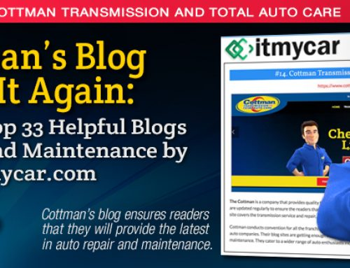 Cottman's Blog Does It Again: Number 14 of the Top 33 Helpful Blogs for  Repair and Maintenance