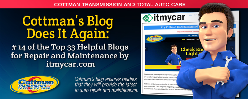 Cottman's Blog Does It Again: Number 14 of the Top 33 Helpful Blogs for Repair and Maintenance ...
