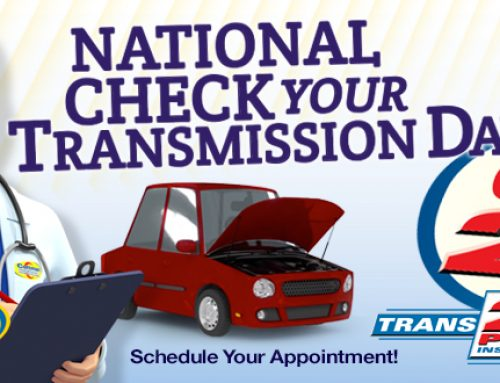 Oct 21, 2017 – National Check Your Transmission Day