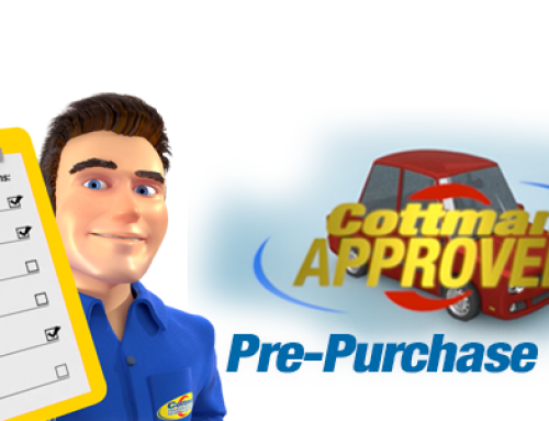 Cottman's Used Car Pre-Purchase Check