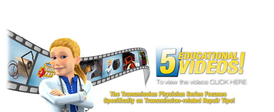 Learn how to rebuild transmissions